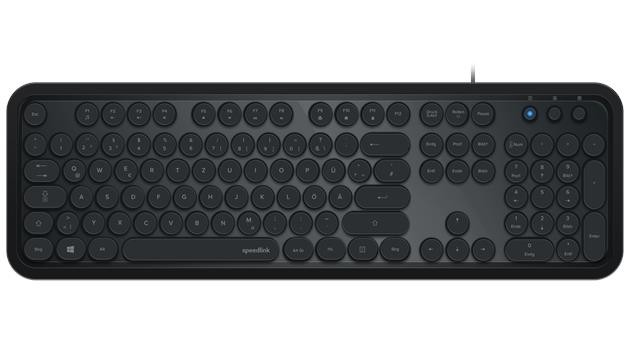 CIRCLE Retro Keyboard