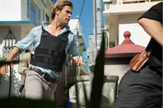 """Sexiest Man Alive"" Chris Hemsworth in Blackhat"
