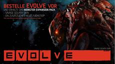 2K und Turtle Rock Studios k&uuml;ndigen Evolve<sup>&trade;</sup> an