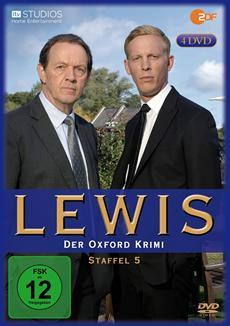 """5. Staffel der ZDF-Sonntagabendserie """"Lewis - Der Oxford-Krimi"""""""