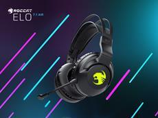 Ab Sonntag erhältlich: ROCCAT Elo Gaming-Headset-Serie