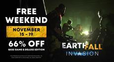 Am Wochenende Koop Alien Shooter EARTHFALL kostenlos auf Steam zocken