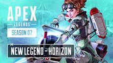 Apex Legends Saison 7 - Neue Legende Horizon und ihre Fähigkeiten enthüllt