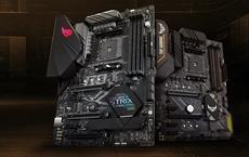 ASUS kündigt neues Lineup von ROG Strix, TUF Gaming und Prime B450 Mainboards an