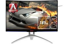 Außergewöhnliche Gaming-Erlebnisse dank des neuen Curved Gaming-Displays aus der AGON-Serie von AOC