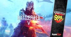 """Battlefield V bei GameStop in der """"9.99er"""" vorbestellen sowie in der Deluxe Edition bereits spielen"""