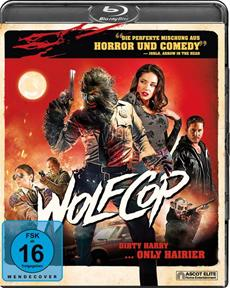 BD/DVD-VÖ | Dirty Harry ... only hairier: WOLFCOP