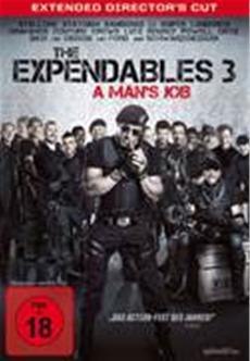 BD/DVD-VÖ   THE EXPENDABLES 3 - A MAN'S JOB