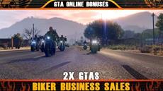 Biker-Woche in GTA Online: Doppelte Belohnungen in Deadline, Verkäufen aus Bikers & mehr