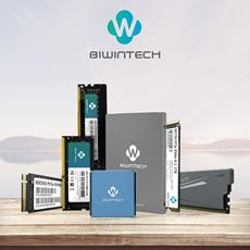BIWIN Launches the Biwintech Brand