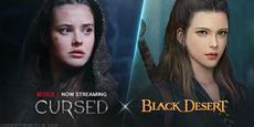 Black Desert erhält Crossover-Inhalte zu Netflix Original Cursed