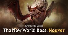 Black Desert Mobile: neuer Weltboss Nouver verfügbar