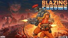 Blazing Chrome - Gameplay-Video zeigt neue Waffen, Level und packende Kämpfe