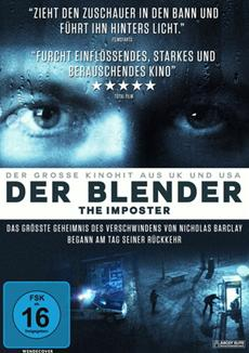 BD/DVD-VÖ | DER BLENDER - THE IMPOSTER