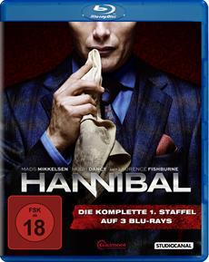 DVD/BD-VO| Hannibal - Sechs neue Clips online verfügbar