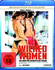 Review (Blu-Ray): Wicked Women - Das Haus der mannstollen Frauen (Blu-ray Disc)