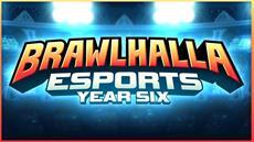 Brawlhalla das E-Sports-Programm 2021 umfasst einen Gesamtpreispool von 1 Million Dollar