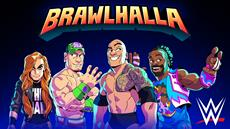 Brawlhalla - WWE Superstars schliessen sich in einem besonderen Summerslam Ingame-Event an