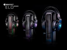 Coming soon: ROCCAT Elo Headset-Serie für PC-Gaming