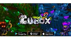 Cubox Game like Minecraft+Tibia+Diablo+Don't Strave