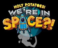 Daedalic Entertainment und Daylight Studios planen Holy Potatoes! We're in Space?!