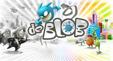 de Blob - jetzt für PlayStation<sup>®</sup>4 und Xbox One erhältlich