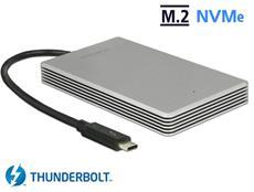Delock senkt Preise für Thunderbolt<sup>™</sup>-3-SSD-Laufwerke