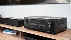 Denon stellt die leistungsstarken AV-Receiver der S-Serie mit Sprachsteuerung vor