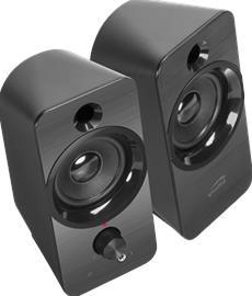 Der Look macht die Musik: Speedlink stellt mit DAROC, BADOUR und LAVEL drei stylische Stereo-Lautsprecher vor