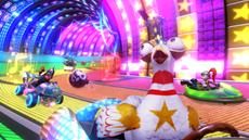 Der Neon Zirkus Grand Prix für Crash Team Racing: Nitro-Fueled kommt!