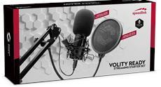 Der Ton macht das Game: Speedlinks VOLITY READY ist das perfekte Starter-Set für eine Streamer-Karriere
