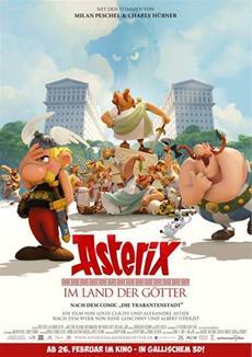 Deutscher Trailer zu ASTERIX IM LAND DER GÖTTER ab sofort online verfügbar! (Kinostart: 26. Februar 2015)