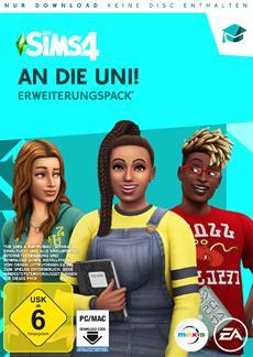 Die Sims 4 An die Uni! ab sofort erhältlich