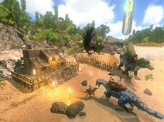 Dino-Action-Adventure ARK: SURVIVAL EVOLVED für iOS und Android jetzt mit mehr Features als je zuvor
