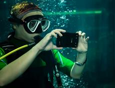 DOOGEE Redefines Rugged Phone to Support Charging Underwater