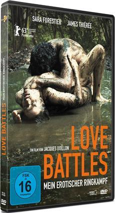 BD/DVD-VÖ | Love Battles - Mein erotischer Ringkampf ab 14. März
