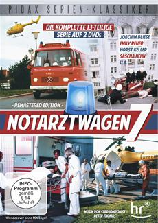 DVD-VÖ | Notarztwagen 7