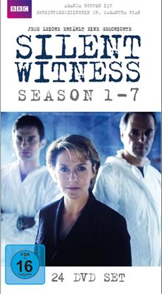DVD-VÖ | Gerichtsmedizinerin Dr. Samantha Ryan Edition