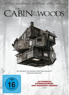 DVD-VÖ | THE CABIN IN THE WOODS ab 01. Februar 2013