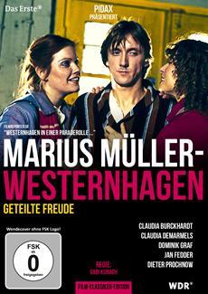 """DVD-Veröffentlichung des Films """"Geteilte Freude"""" mit Marius Müller Westernhagen am 15.03.2013"""
