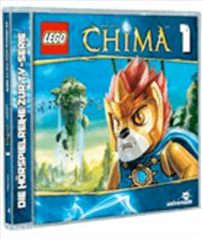 DVD-VÖ | LEGO LEGENDS OF CHIMA