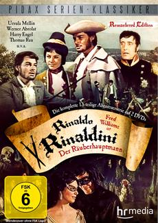 "DVD-VÖ | ""Rinaldo Rinaldini - Remastered Edition"" erscheint am 12.06.2015"