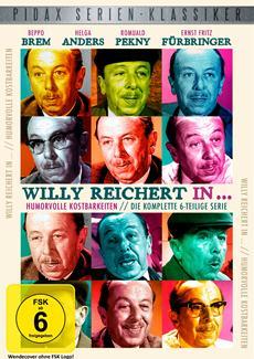 DVD-VÖ | Willy Reichert in . . . - Humorvolle Kostbarkeiten