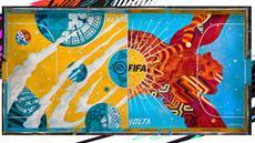 EA SPORTS FIFA 21 | VOLTA Squad Initiative mit Streetart von Tristan Eaton und Weltmeister Lukas Podolski