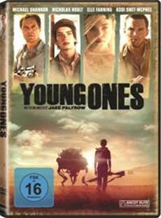 Endzeitfilme in der Wüste - YOUNG ONES (DVD und Blu-ray, Verkaufsrelease 18.11.)