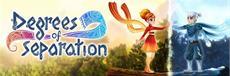 Erster Gameplay-Trailer für den Koop-Plattformer Degrees of Separation veröffentlicht