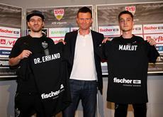 fischer sponsert VfB Stuttgart jetzt noch intensiver