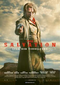 Eva Green & Jeffrey Dean Morgan - Charakterposter zu THE SALVATION