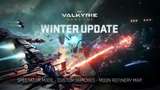 EVE: Valkyrie - Warzone: Winter-Update verfügbar
