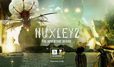 """EXIT VR<sup>®</sup> lädt in """"HUXLEY 2 - The Adventure Begins"""" erneut zu einem virtuellen Live Escape Abenteuer"""